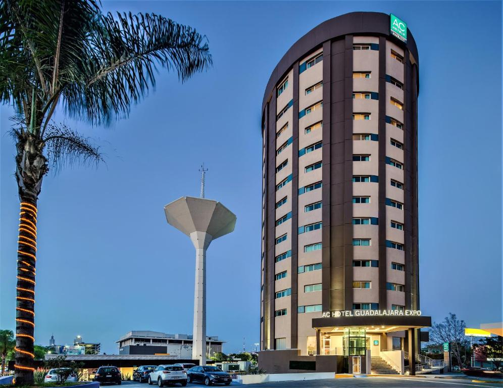 Ac Hotel By Marriott Guadalajara Expo Guadalajara Updated 2021 Prices