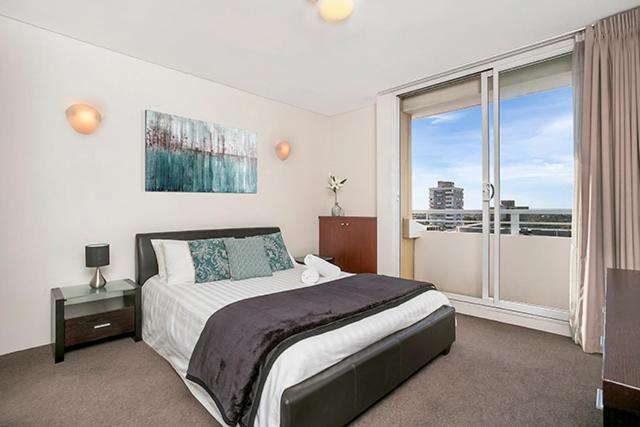 A bed or beds in a room at Apartment Military Road MPOLE