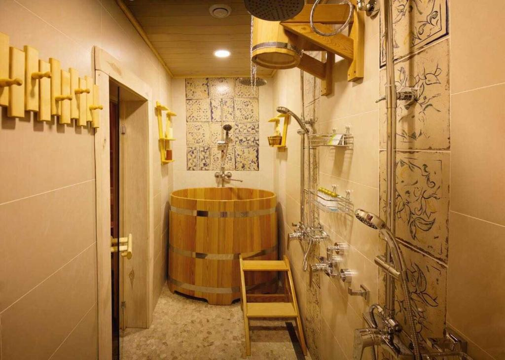 Ванная комната в Старый Шерегеш