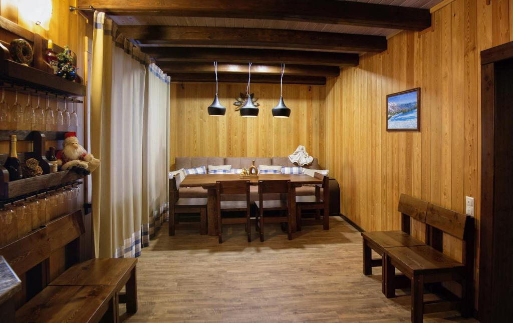 Ресторан / где поесть в Старый Шерегеш