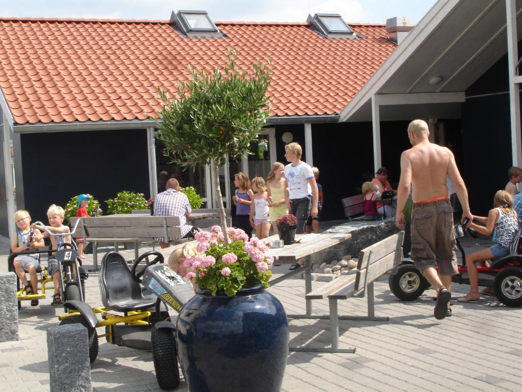Bogense Strand Camping & Cottages