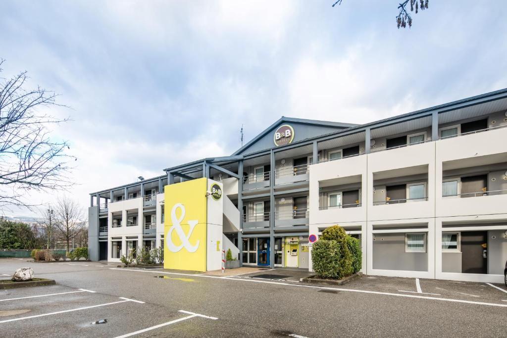 B&B Hotel Grenoble Universite Gieres, France