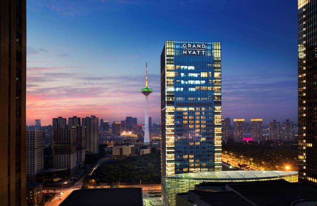 Grand Hyatt Shenyang Shenyang Updated 2021 Prices