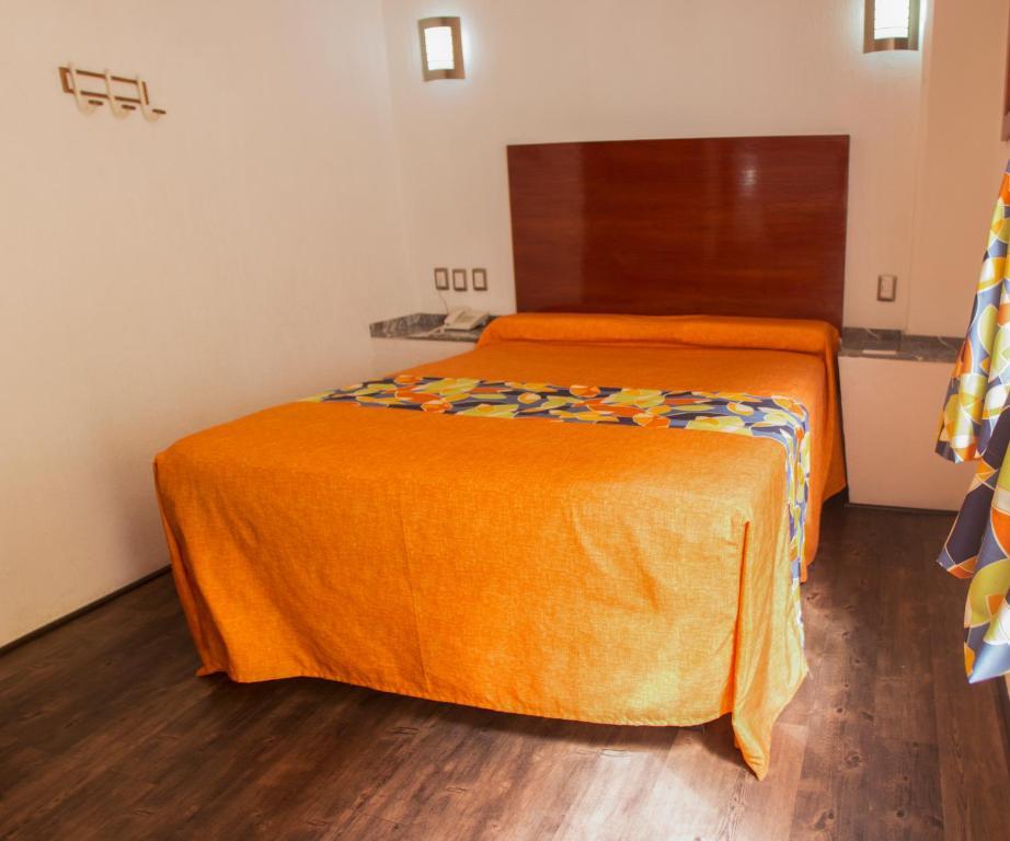 Cama o camas de una habitación en Las Avenidas