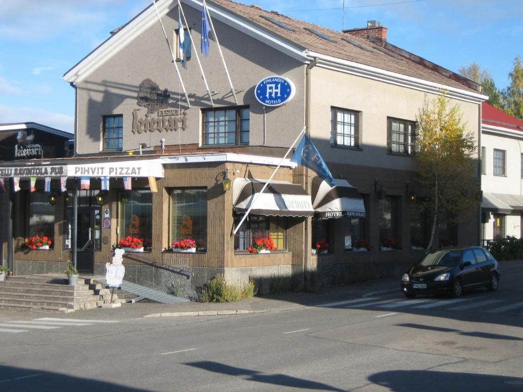Hotel Mestarin Kievari Kemijarvi, Finland