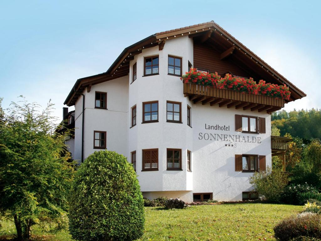 Landhotel Sonnenhalde Bad Boll, Germany