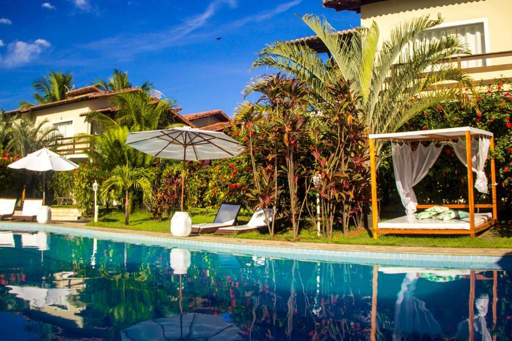 A piscina localizada em Village Muta ou nos arredores