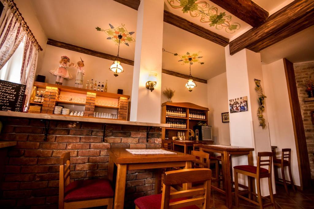 Restaurace v ubytování Herbenka
