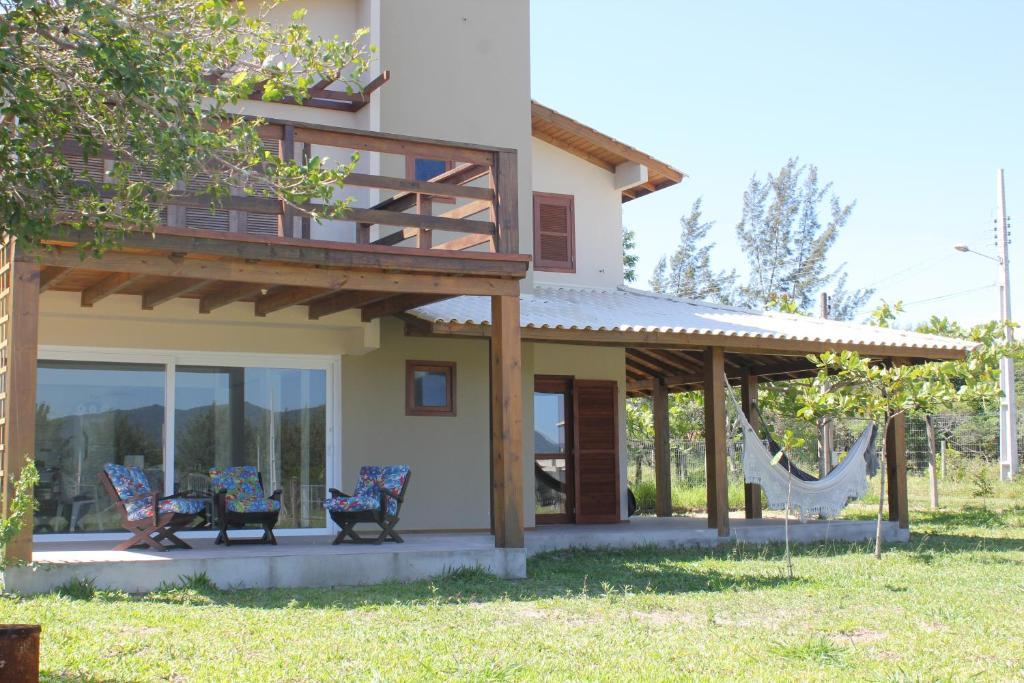 Casa Lagoa de Ibiraquera