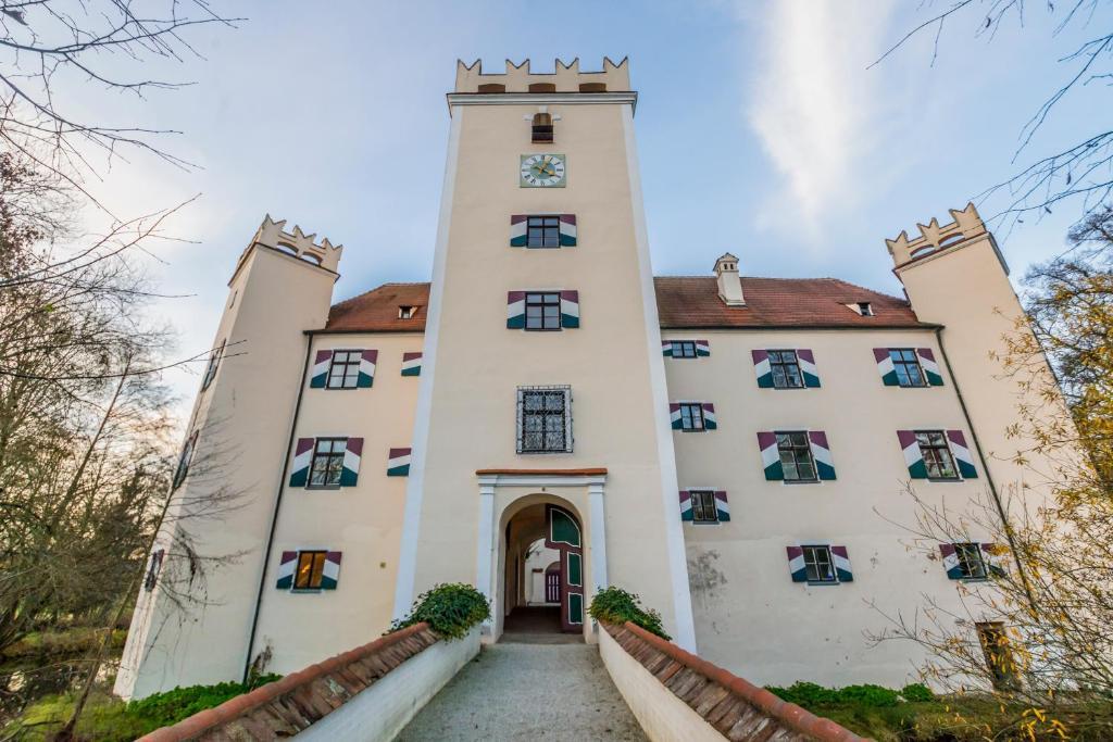 Schlossparkhotel Mariakirchen Arnstorf, Germany
