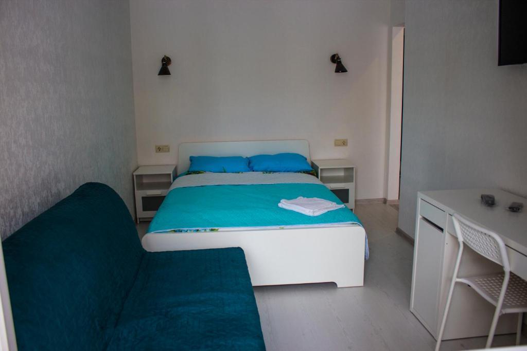 Кровать или кровати в номере Venery 34/2