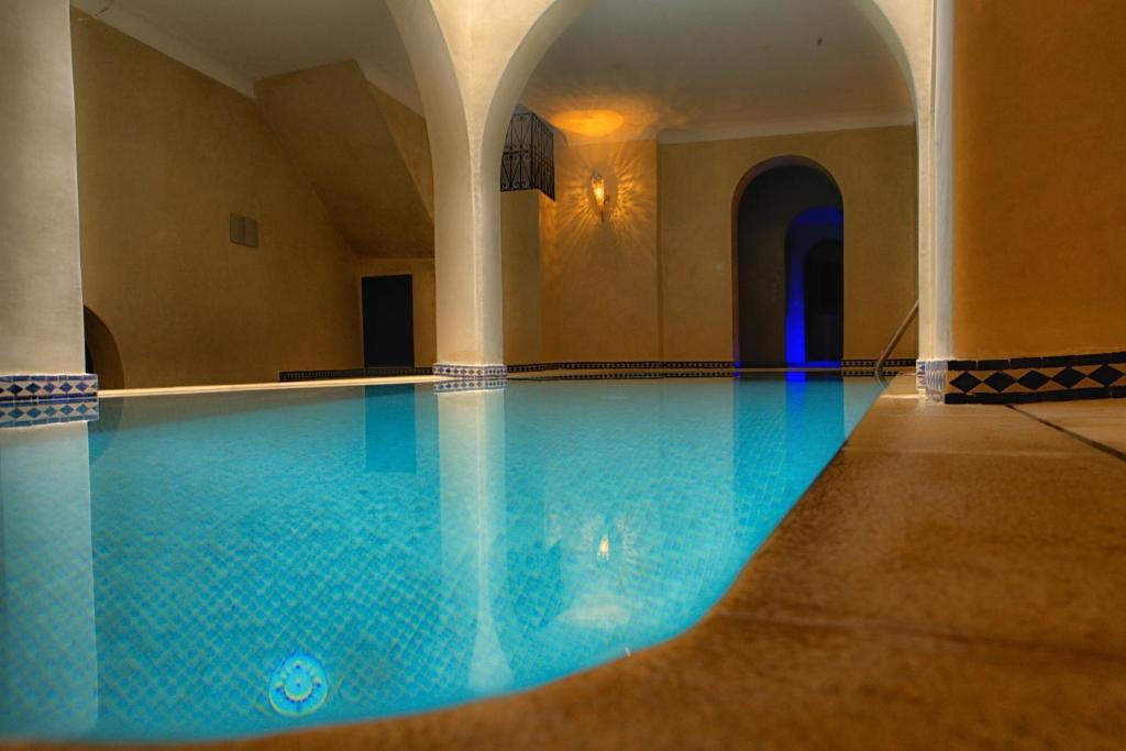 The swimming pool at or close to Lina Ryad & Spa