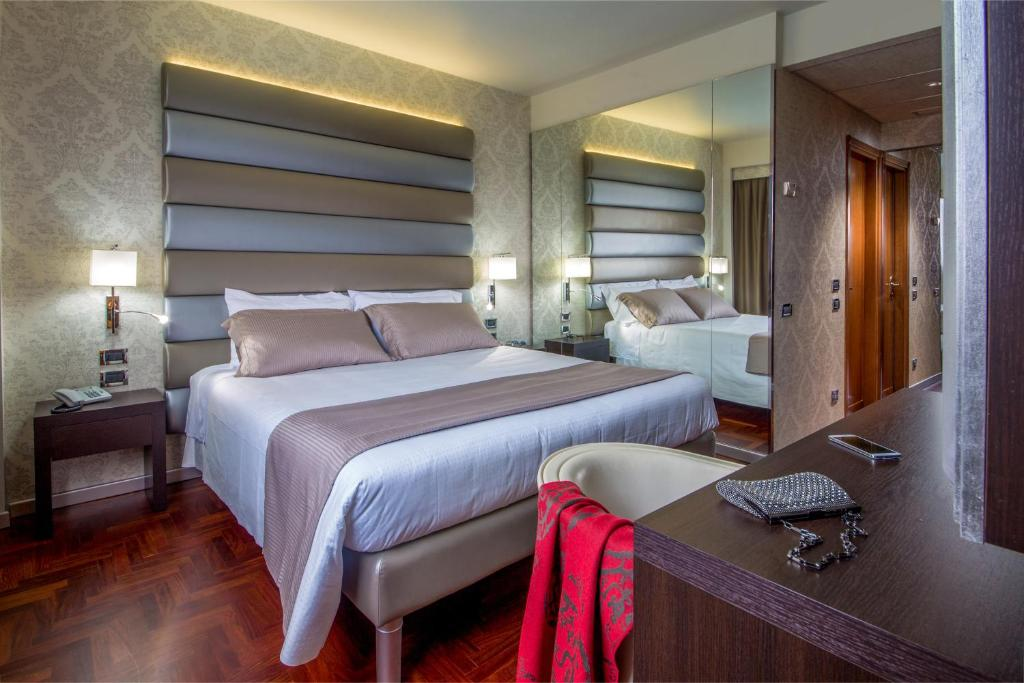 A bed or beds in a room at Enea