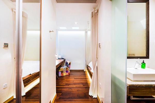 A bathroom at The Daulat (SG Clean, Staycation Approved)