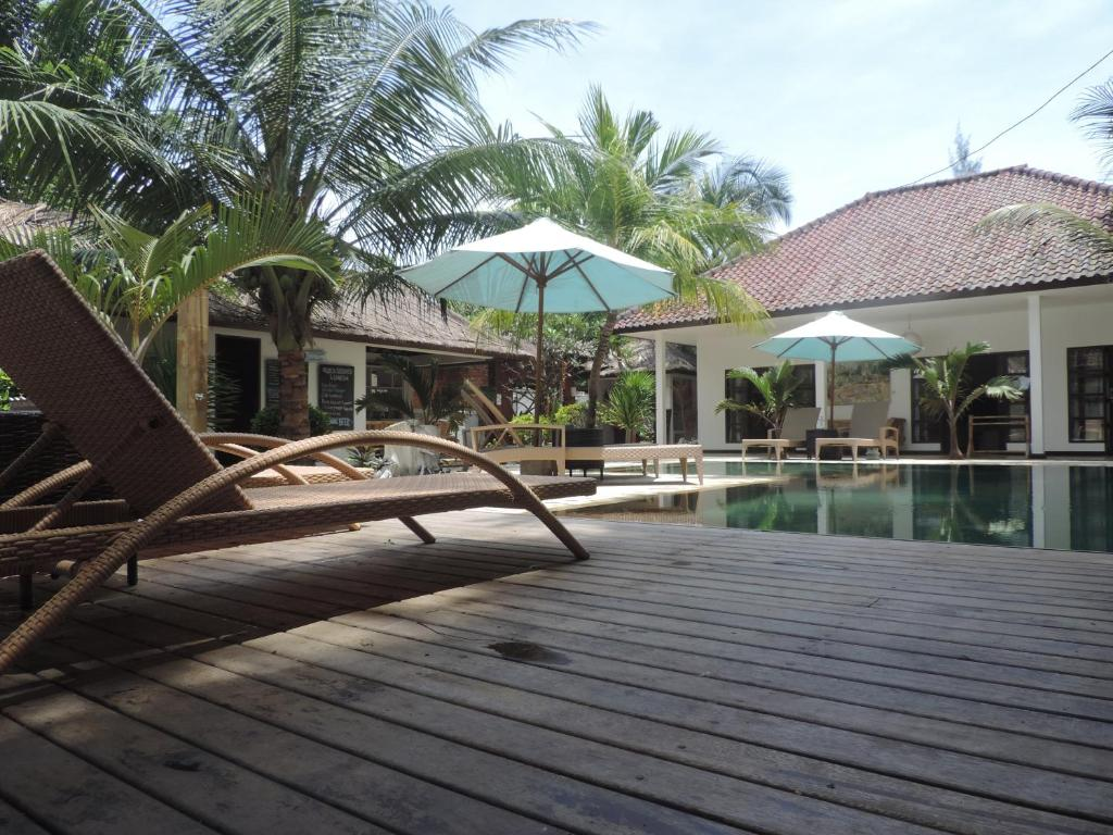 The swimming pool at or close to Casus Dream Hotel