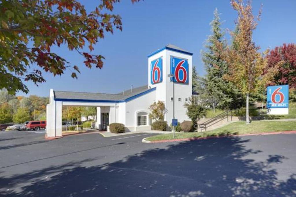 Motel 6-Auburn, CA