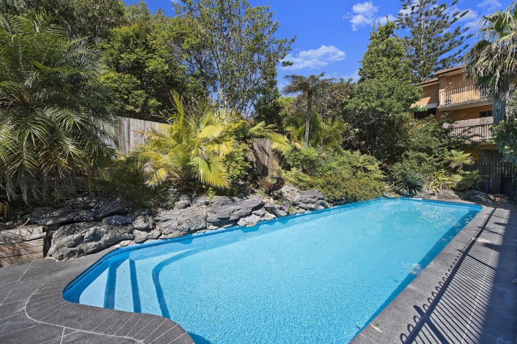 The swimming pool at or near Portsea 16 14 Surf Street