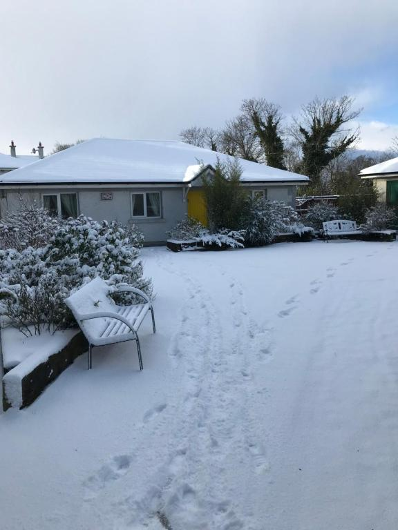 Kilcloon Self Catering Cottages & Studios during the winter