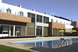 The swimming pool at or near Hotel A Esteva