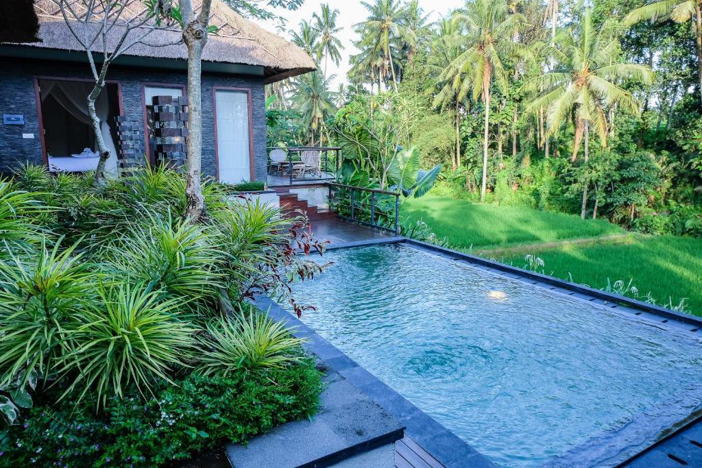Kaia Villa Ubud Indonesia Booking Com