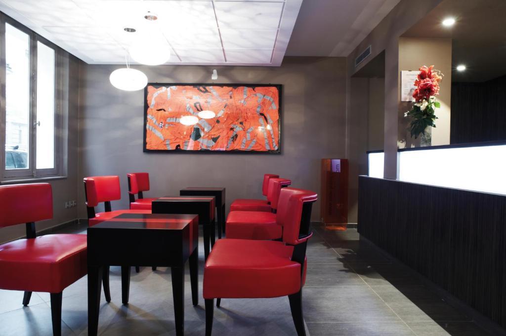 Ресторан / где поесть в Newhotel Opéra