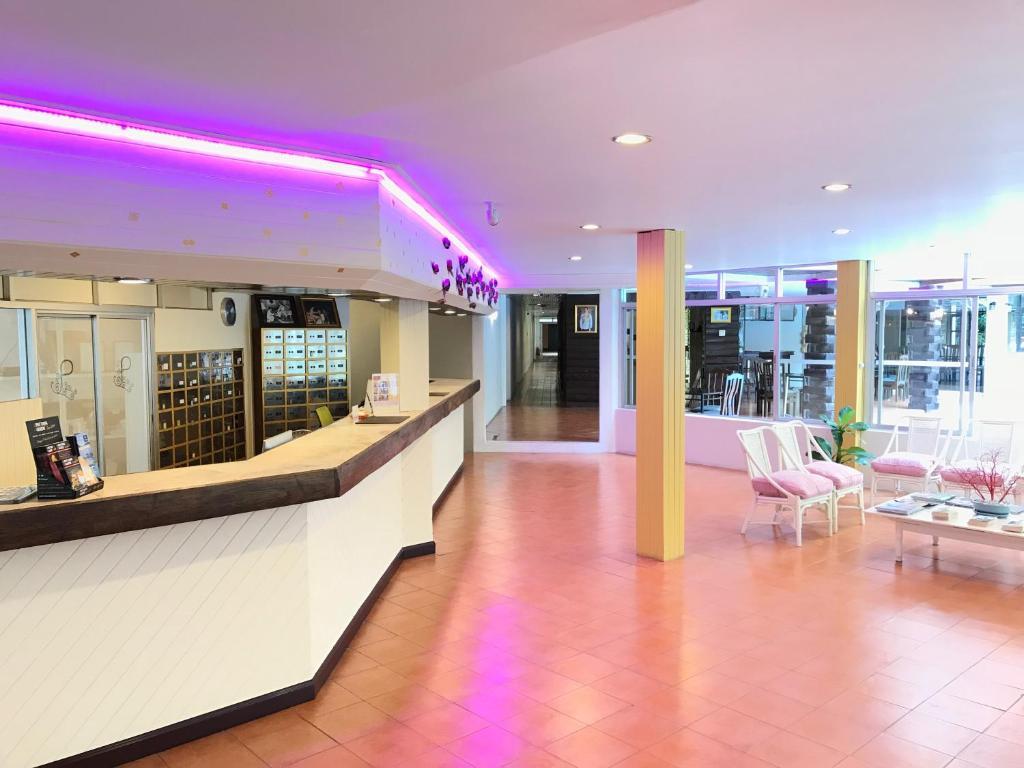 Ресторан / где поесть в Pattaya At Nine