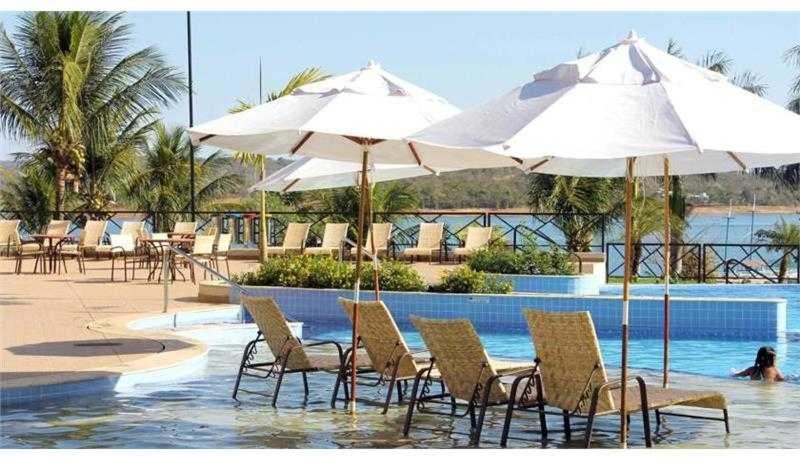 The swimming pool at or close to Marina Flat