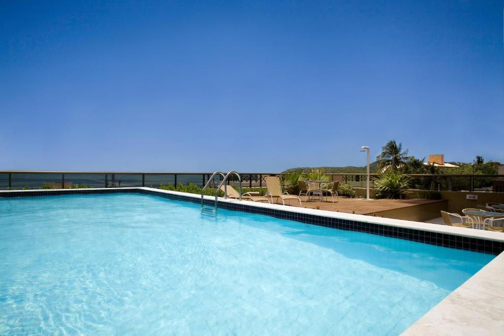 The swimming pool at or near Littoral Maximum Flat