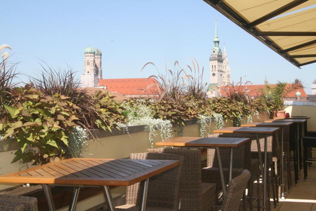 Hotel Deutsche Eiche Munich, Germany