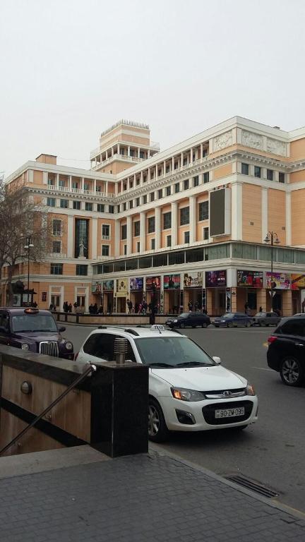 Daire Nizami Cinema Azerbaycan Baku Booking Com