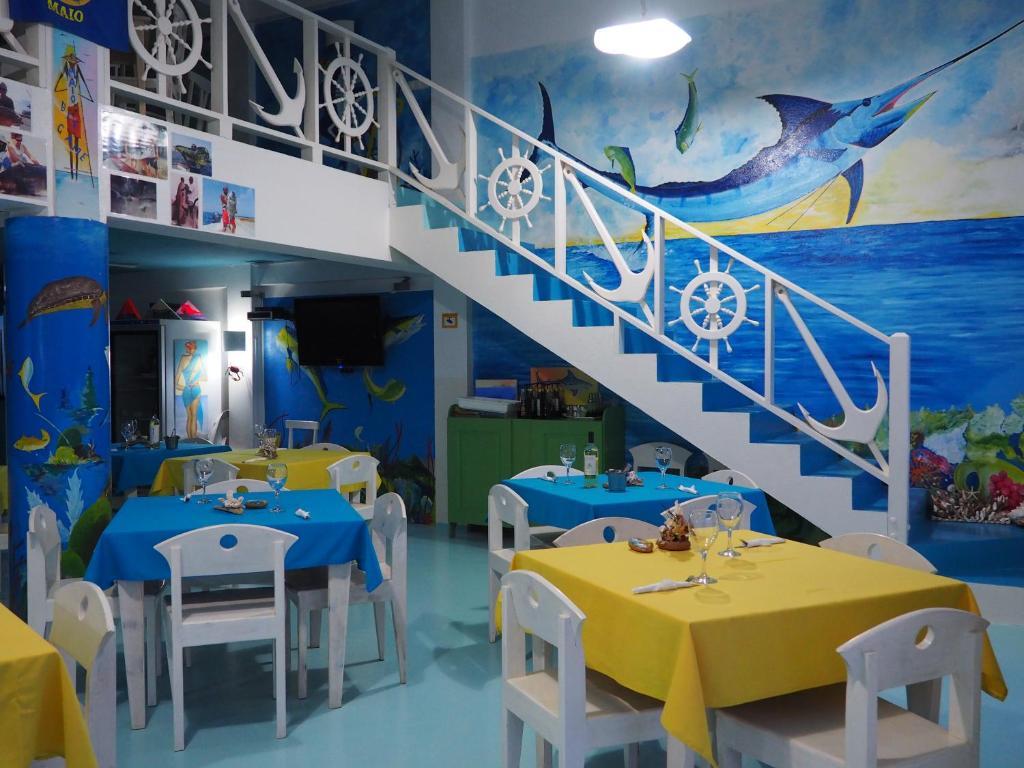 Ресторан / где поесть в Pensaò Big Game Maio