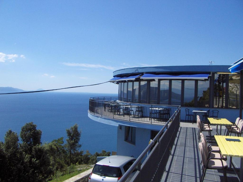 Pogled na more ili pogled na more iz hotela