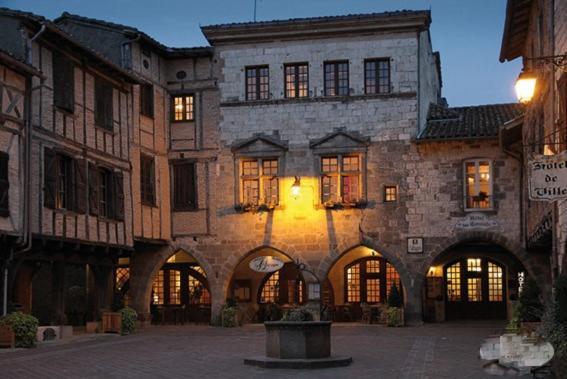 Hotel des Consuls Castelnau-de-Montmiral, France