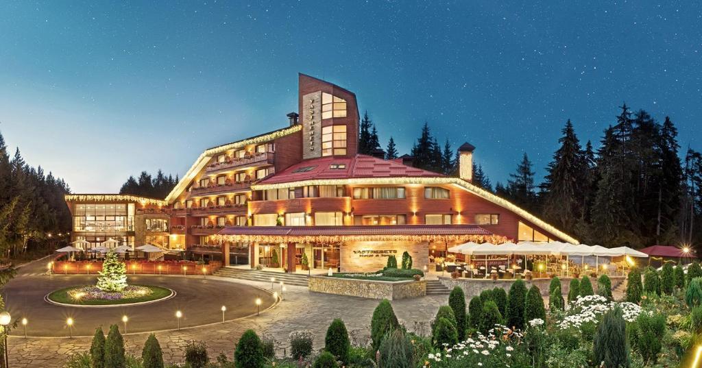 Hotel Yastrebets Wellness & Spa Borovets, Bulgaria