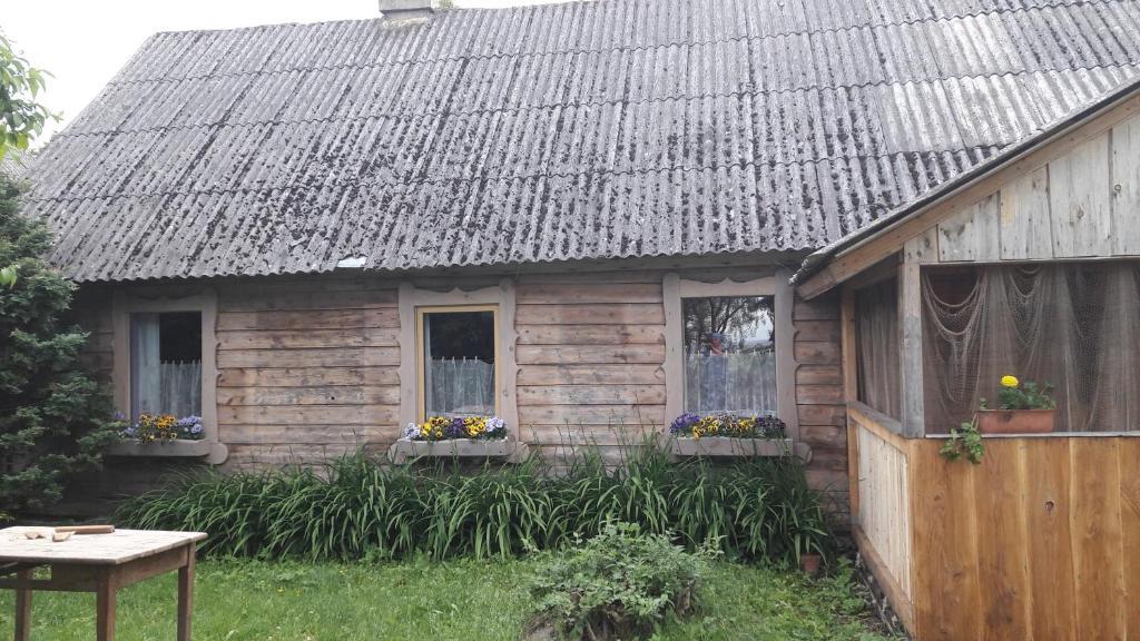 Ēka, kurā atrodas the country house
