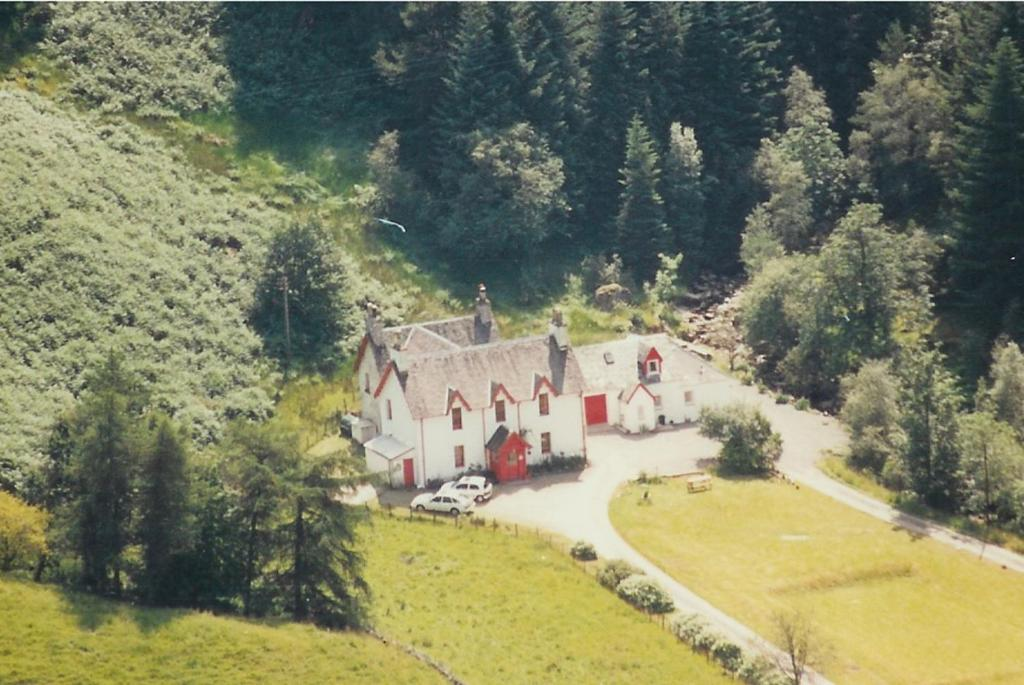 A bird's-eye view of Inverardran House Bed and Breakfast