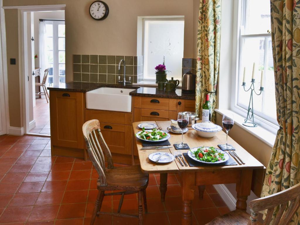 Dining area in the holiday home