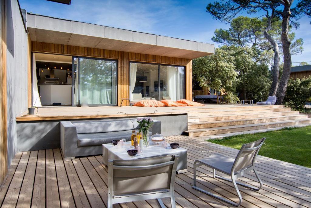 Sweet lodges Aix en Provence