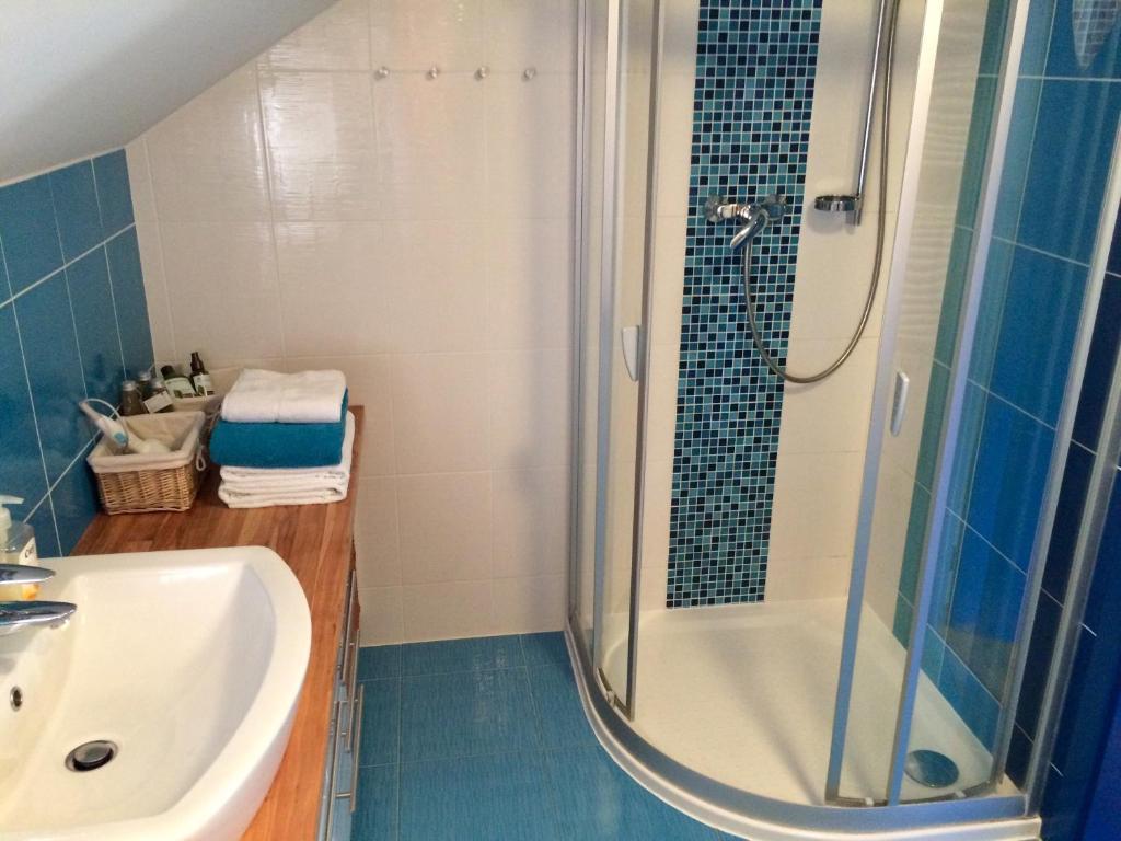 Kúpeľňa v ubytovaní Apartment 23