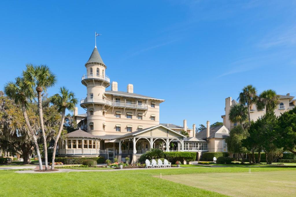 Jekyll Island Club Resort Jekyll Island Aktualisierte Preise Fur 2021