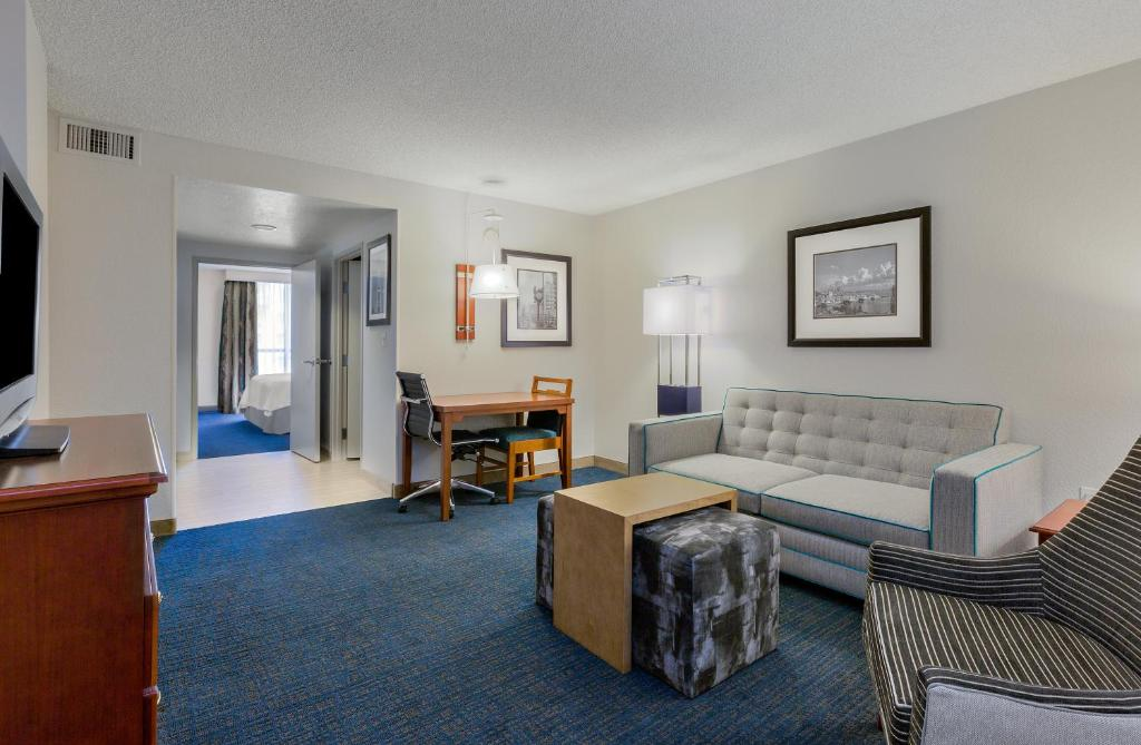 Hotel Homewood Suites By Hilton Seattle Wa Booking Com