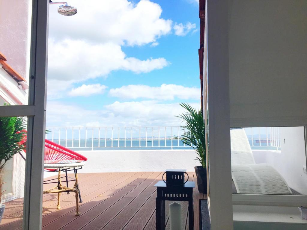 Apartment Design Maisonette Rooftop Terrace Lisbon Portugal Booking Com