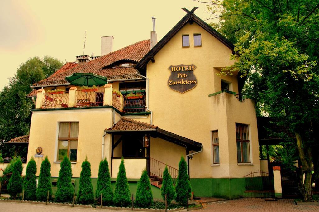 Hotel Pod Zamkiem Olsztyn, Poland