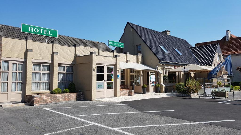 Hostellerie Daiseldaele Dadizele, Belgium
