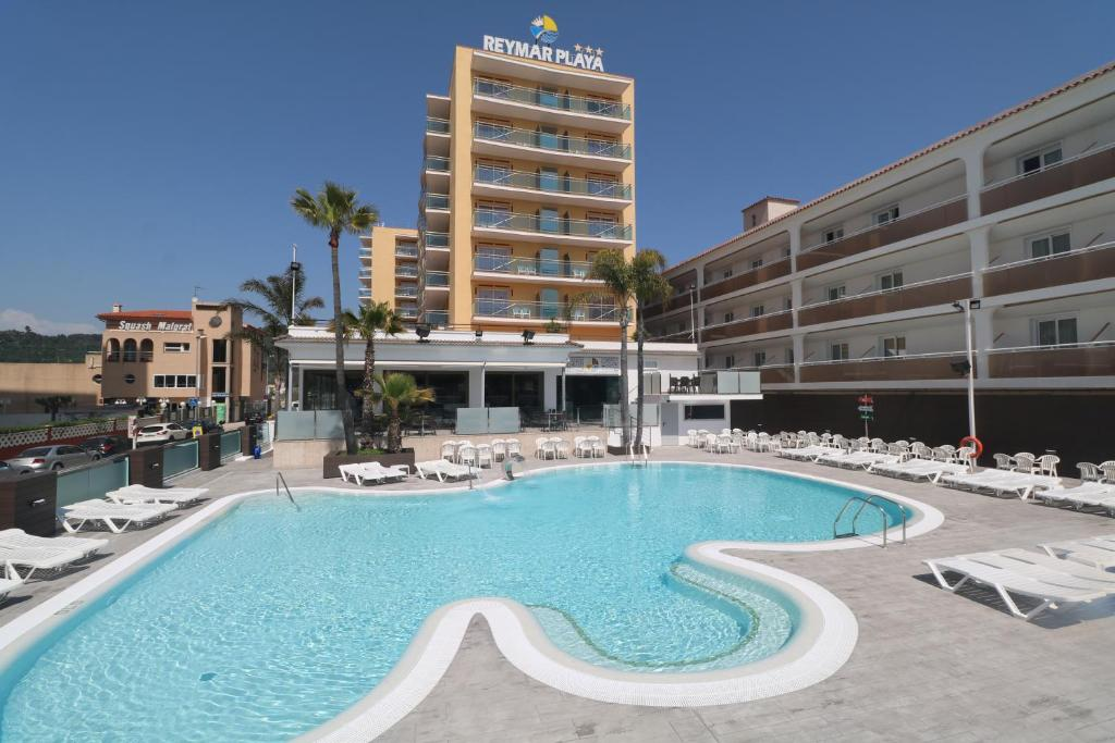 Hotel Reymar Playa Malgrat de Mar, Spain