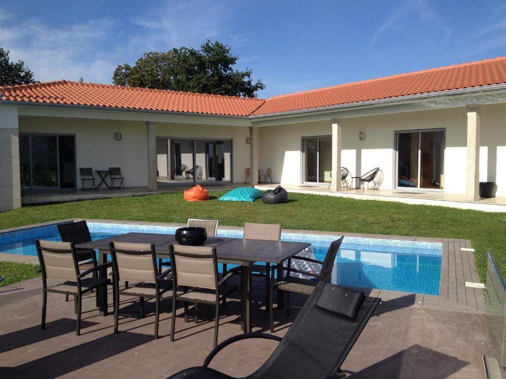 Villa Piscine Portugal, Coucieiro – Updated 8 Prices