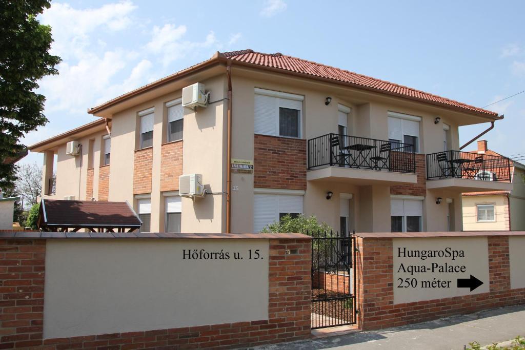 Imola és Andrea Apartmanház 2, Hajdúszoboszló, Hungary