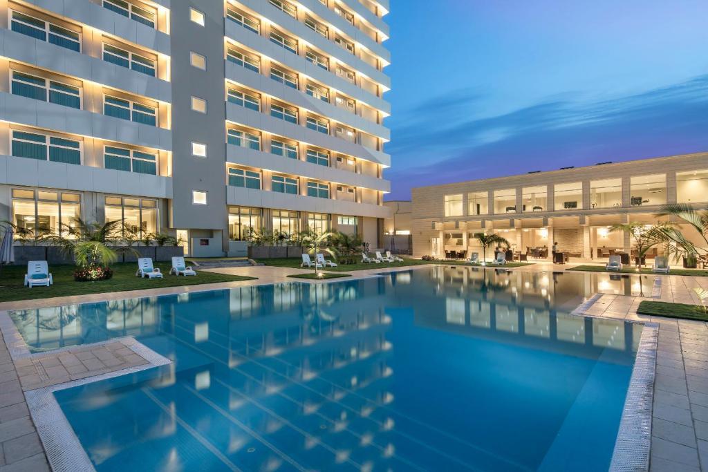 Luxury 5 Star Hotels In Abuja Nigeria