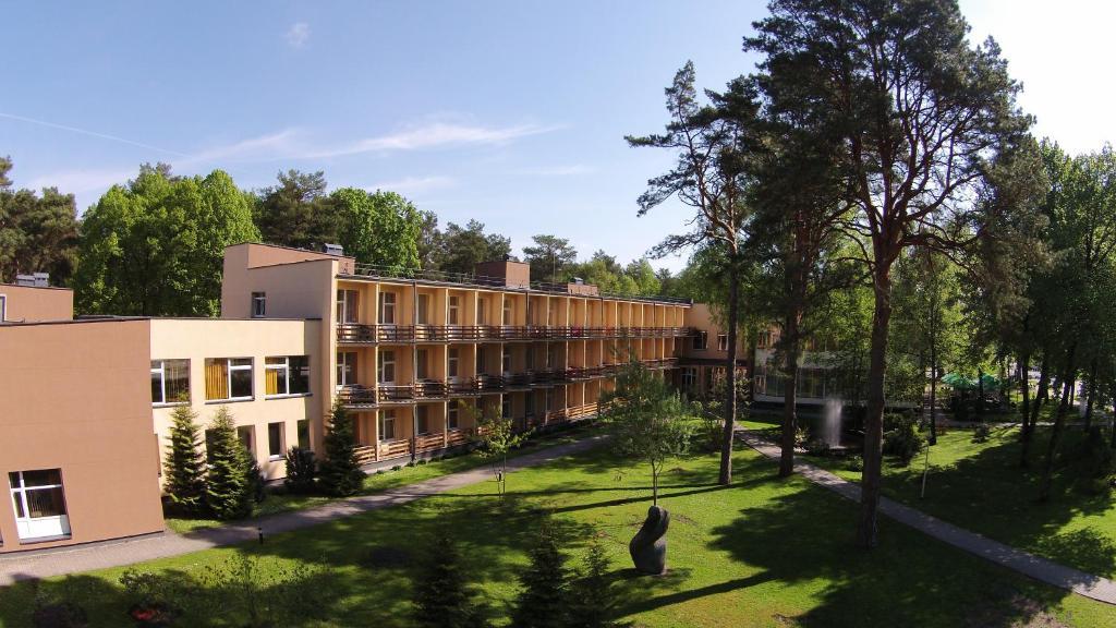 Hotel Dainava Druskininkai, Lithuania