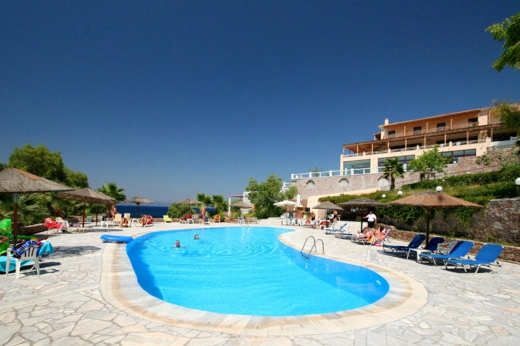The swimming pool at or near Viva Mare Hotel & Spa